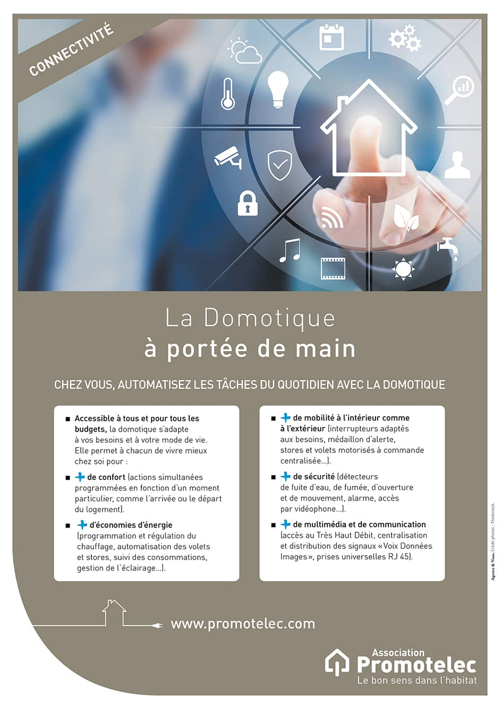 Promotelec affiche peda Connectivite Résultat Supérieur 15 Bon Marché Domotique Eclairage Exterieur Image 2017 Uqw1