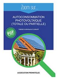 Zoom Promotelec Autoconsommation